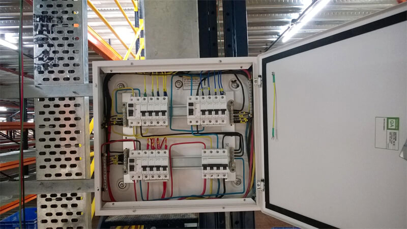Commercial Electric Services Mumbai India